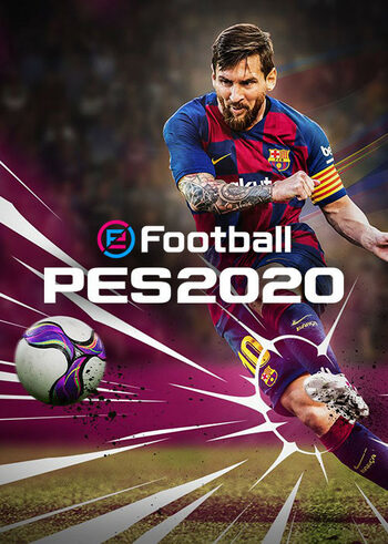 eFootball PES 2020 Steam Key GLOBAL