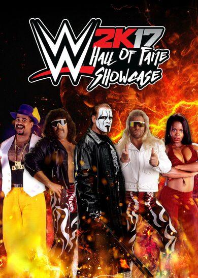 WWE 2K17 - Hall of Fame Showcase (DLC) Steam Key EUROPE