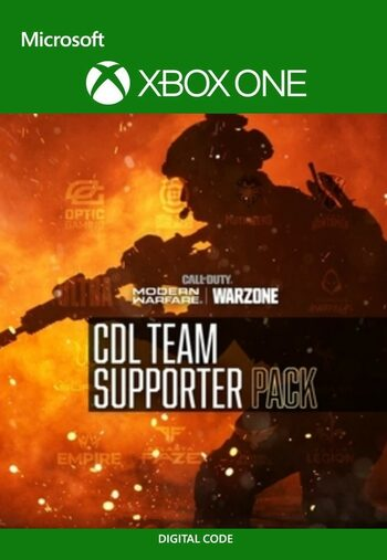 Call of Duty: Modern Warfare - CDL Team Supporter Pack (DLC) (Xbox One) Xbox Live Key UNITED STATES