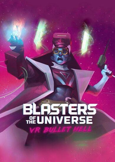 Blasters of the Universe [VR] Steam Key GLOBAL