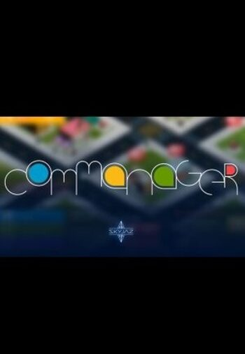 Commanager Tycoon Steam Key GLOBAL