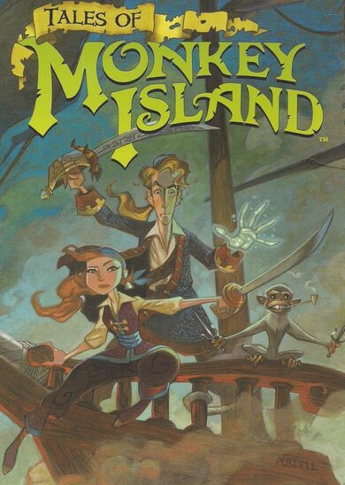 Tales of Monkey Island (Complete Pack) Steam Key GLOBAL фото