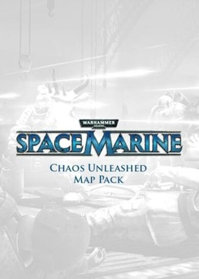 Warhammer 40,000: Space Marine - Chaos Unleashed Map Pack (DLC) Steam Key GLOBAL