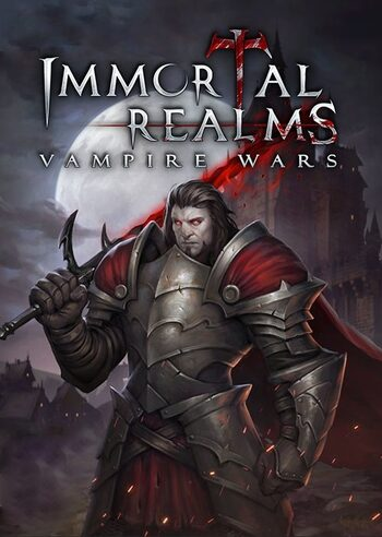 Immortal Realms: Vampire Wars Steam Key GLOBAL