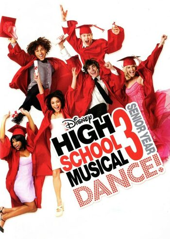 Disney High School Musical 3: Senior Year Dance Steam Key EUROPE