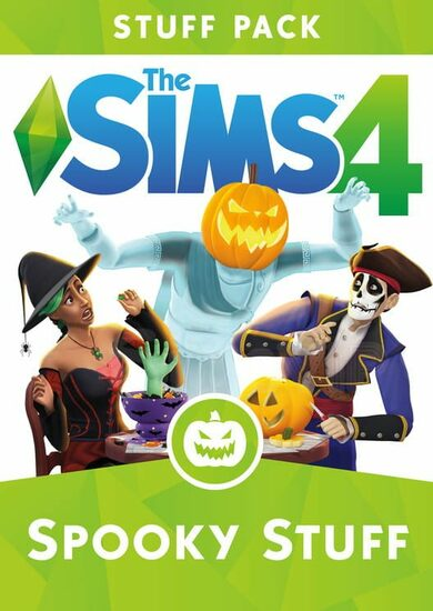 The Sims 4: Spooky Stuff (DLC) Origin Key GLOBAL