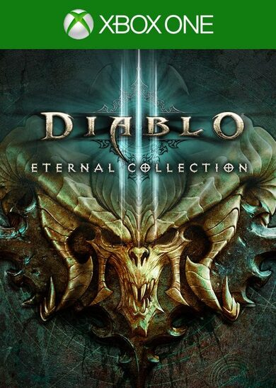 Diablo III: Eternal Collection (Xbox One) Xbox Live Key EUROPE