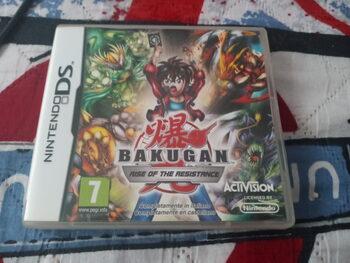 Bakugan: Rise of the Resistance Nintendo DS