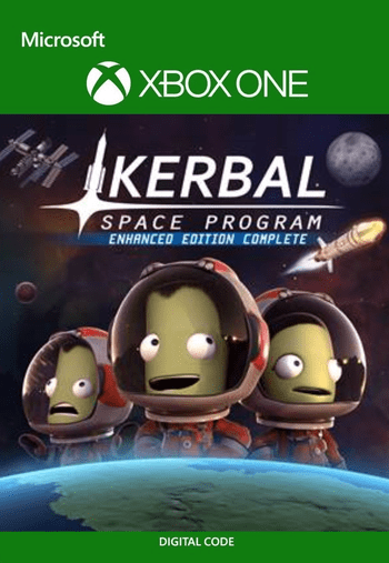 Kerbal Space Program (Enhanced Edition Complete) XBOX LIVE Key UNITED STATES