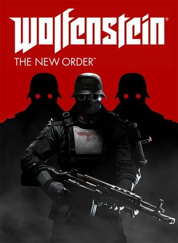 Wolfenstein: The New Order (uncut) Steam Clave GLOBAL