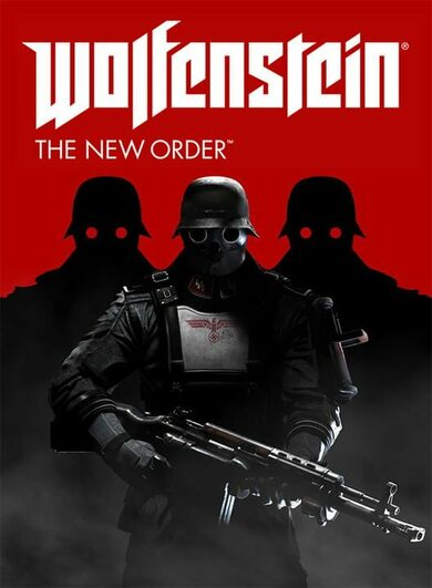 Wolfenstein: The New Order (uncut) Steam Key GLOBAL