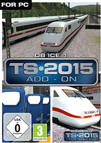 Train Simulator: DB ICE 1 EMU (DLC) Steam Key GLOBAL