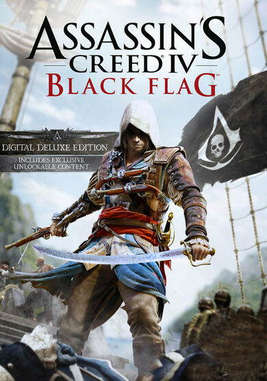 Assassin's Creed IV: Black Flag (Deluxe Edition) Uplay Key GLOBAL