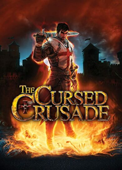 The Cursed Crusade Steam Key GLOBAL