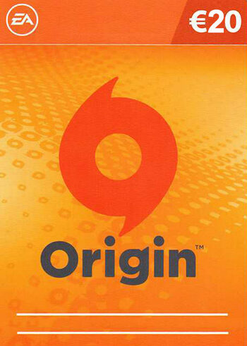 EA Origin Cash Card 20 EUR Origin Key EUROPE