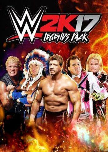 WWE 2K17 - Legends Pack (DLC) Steam Key GLOBAL