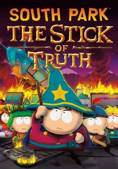 South Park: The Stick of Truth (uncut) Steam Key GLOBAL