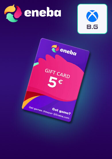 Bibou Gaming & Eneba Giveaway!