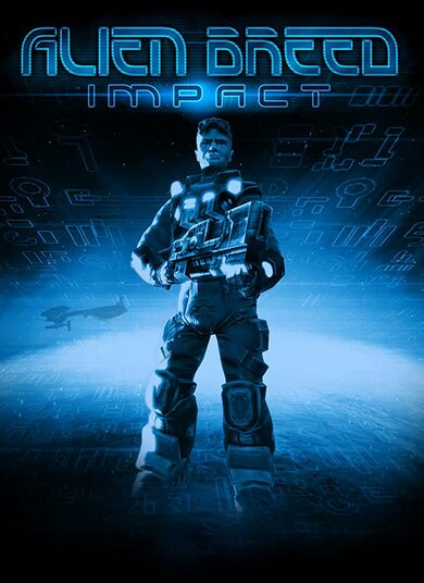 Alien Breed Impact Steam Key GLOBAL