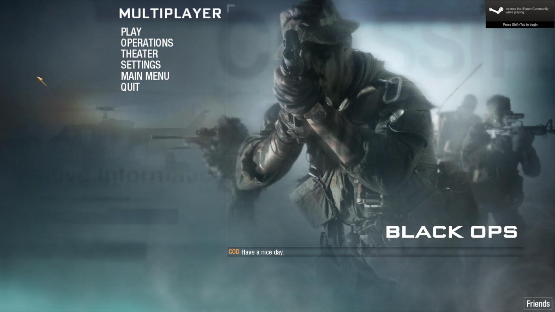 Black Ops Uncut