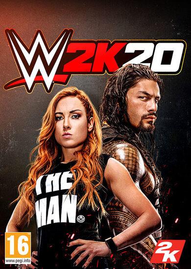 WWE 2K20 Steam Key EUROPE