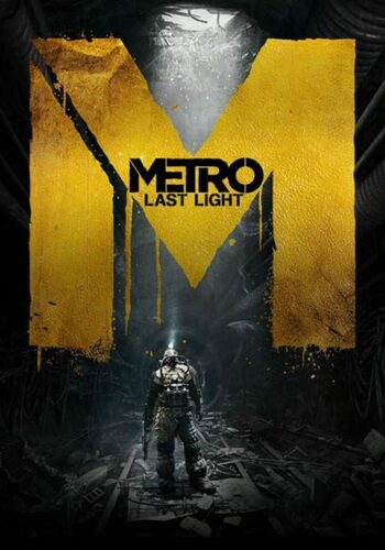 Metro: Last Light Steam Key GLOBAL