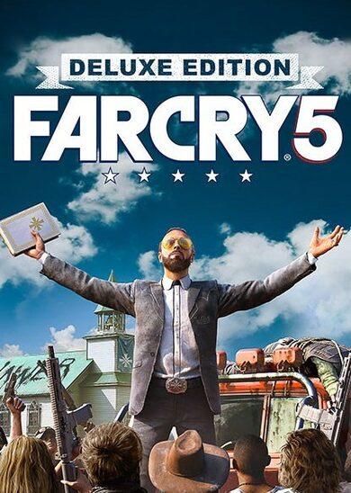 Far Cry 5 Deluxe Edition Uplay Key EMEA