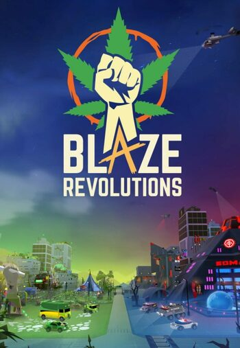 Blaze Revolutions Steam Key GLOBAL