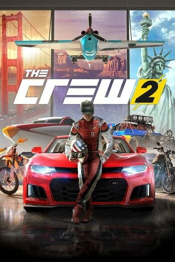 The Crew 2 Uplay Clave EUROPA