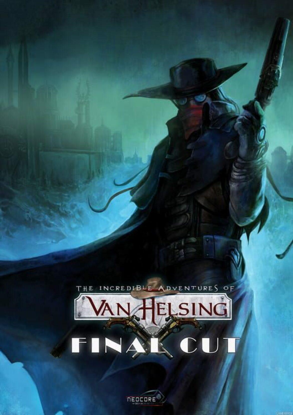 Adventures Of Van Helsing Final Cut the incredible adventures of van helsing: final cut steam key global