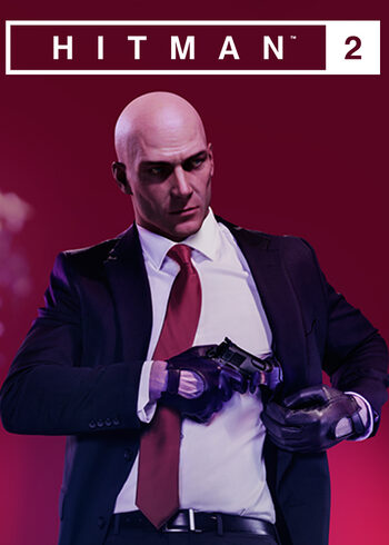 Hitman 2 Clave de Steam GLOBAL
