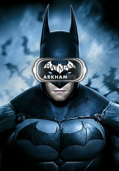 Batman Arkham [VR] Steam Key GLOBAL фото
