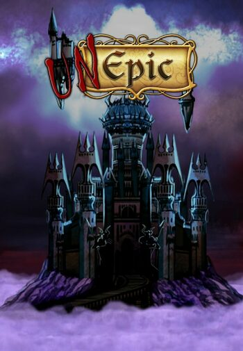 Unepic Steam key GLOBAL