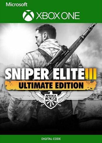 Sniper Elite 3 ULTIMATE EDITION (Xbox One) Xbox Live Key UNITED STATES