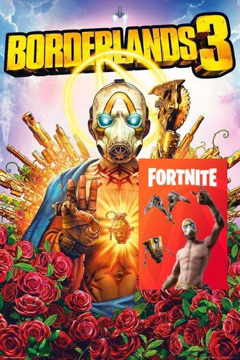 Borderlands 3 (PC) + Fortnite - Psycho Bundle (DLC) Epic Games Key UNITED STATES