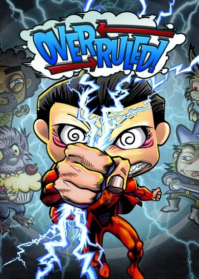 Overruled! Steam Key EUROPE