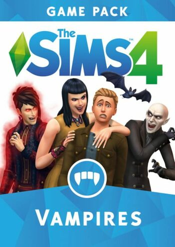 The Sims 4: Vampires (DLC) Origin Key GLOBAL