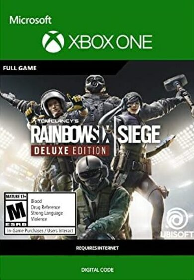 Rainbow Six Siege Year 5 Deluxe Edition Xbox One