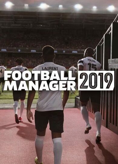 Football Manager 2019 Steam Key RUSSIA