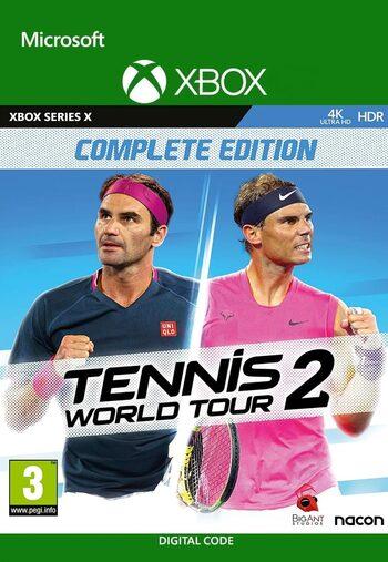 Tennis World Tour 2 - Complete Edition (Xbox Series X S) XBOX LIVE Key UNITED STATES