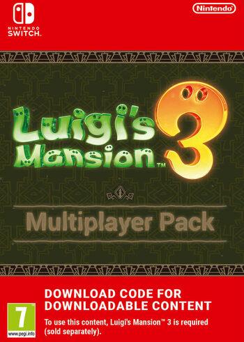 Luigi's Mansion 3: Multiplayer Pack (DLC) (Nintendo Switch) eShop Key EUROPE