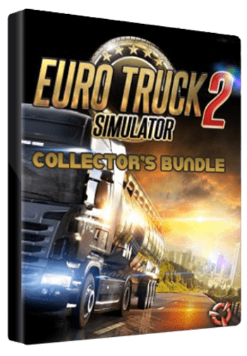 Euro Truck Simulator 2 (Collector's Bundle) Steam Key GLOBAL