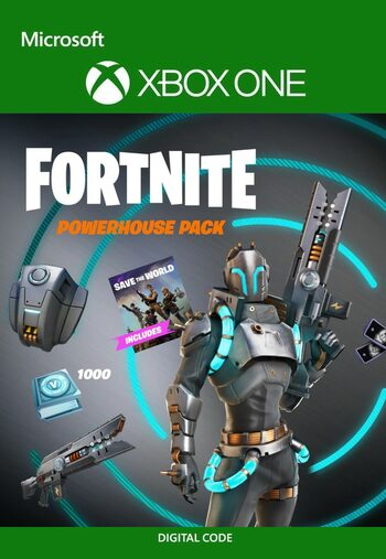 Fortnite - Powerhouse Pack + 1000 V-Bucks Challenge (Xbox One) Xbox Live Key UNITED STATES