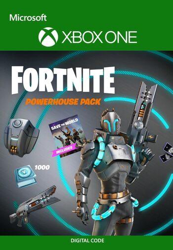 Fortnite - Powerhouse Pack + 1000 V-Bucks Challenge (Xbox One) Código de XBOX LIVE EUROPE