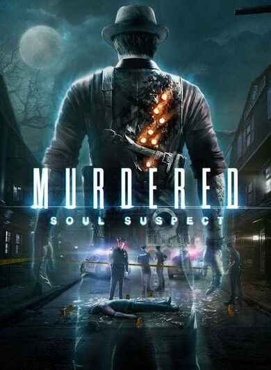 Murdered: Soul Suspect (Special Edition) Steam Key GLOBAL