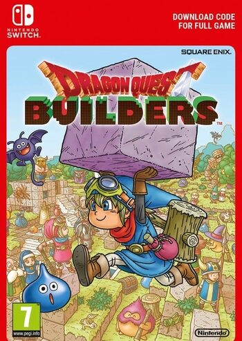 Dragon Quest Builders (Nintendo Switch) eShop Key EUROPE