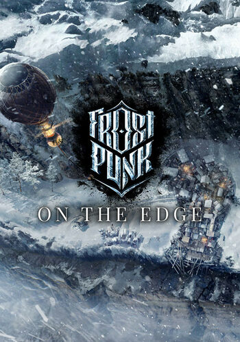 Frostpunk: On The Edge (DLC) Steam Key GLOBAL