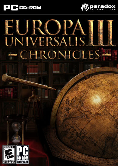 Europa Universalis III: Chronicles Steam Key GLOBAL