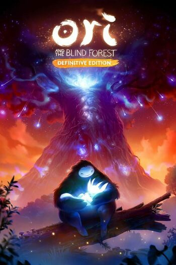 Ori and the Blind Forest (Definitive Edition) Steam Key GLOBAL
