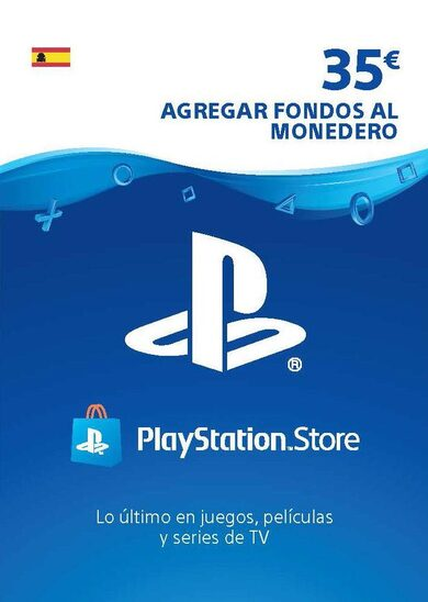 PlayStation Network Card 35 EUR (ES) PSN Key SPAIN